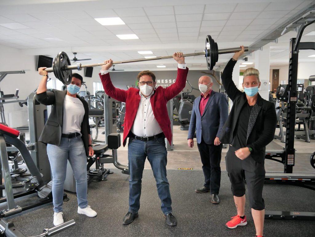 Gotthardt: Endlich – Fitness-Studios öffnen